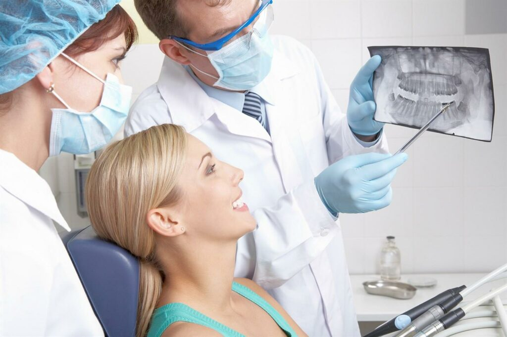 Лицензия для стоматологии.