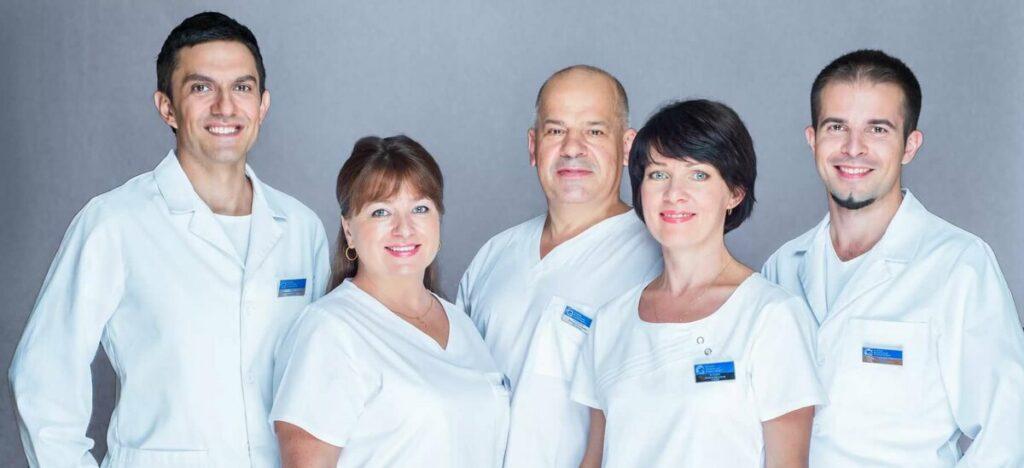 Подбираем персонал для стоматологической клиники.